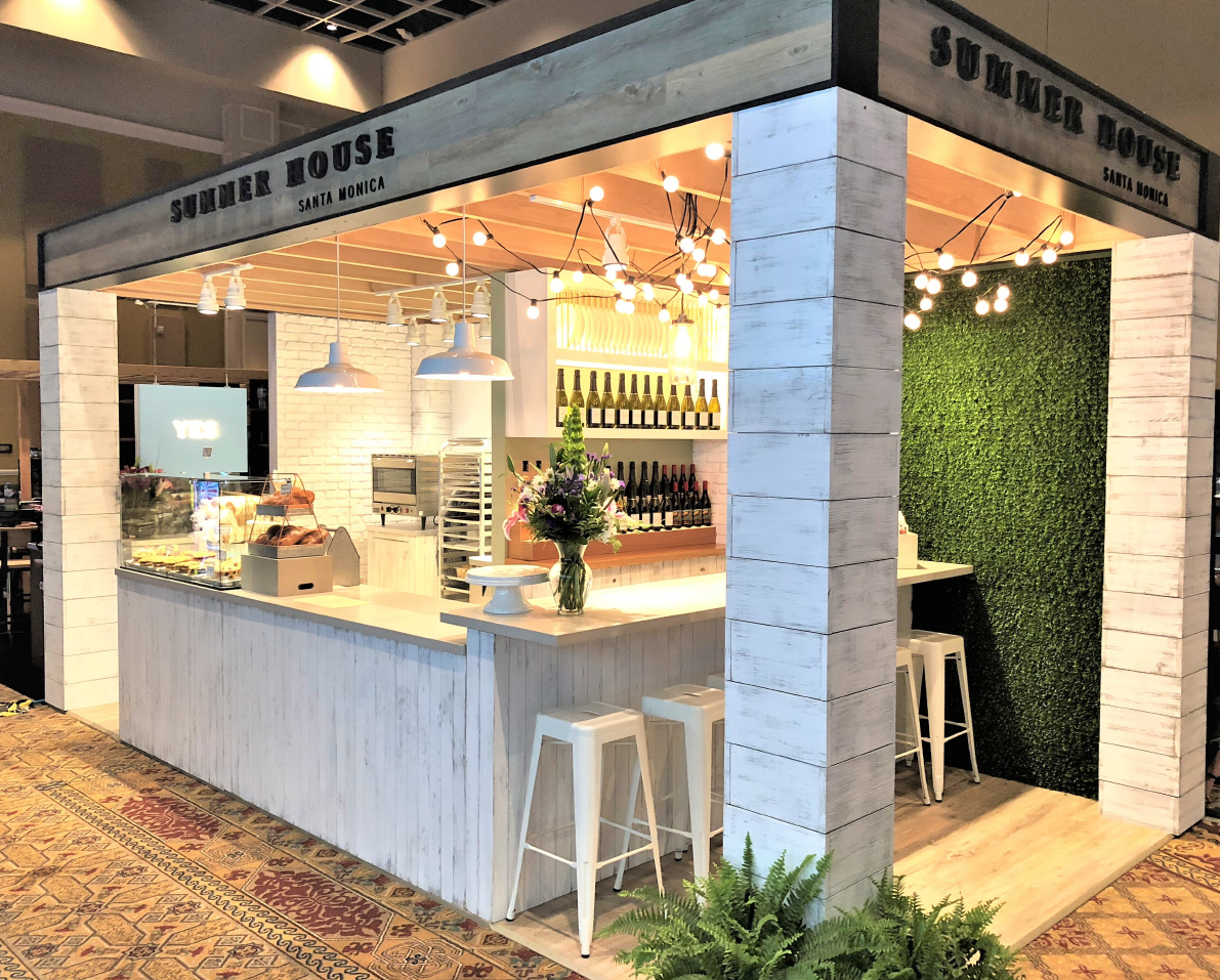 Summer House, US Tradeshows